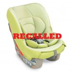 RECALL ALERT:  Coccoro Convertible Child Restraints