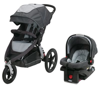 best-travel-system-stroller-graco-relay-click-connect-jogging-travel-system